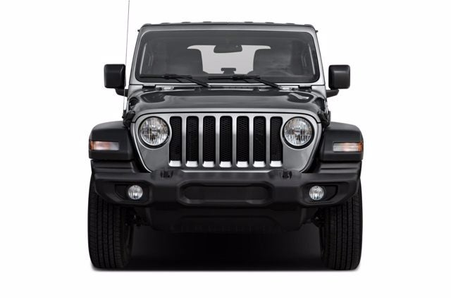 2019 Jeep Wrangler Unlimited Unlimited